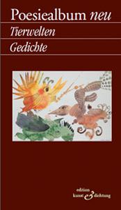 Cover: Poesiealbum neu 'Tierwelten'
